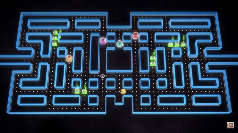 วิธีเล่นเกม Pac-Man