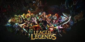 League of Legends เกม MOBA ยอดนิยม