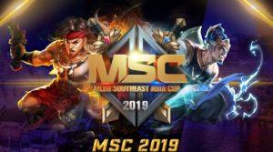 การแข่งขันอีสปอร์ต Mobile Legends: Bang Bang Southeast Asia Cup